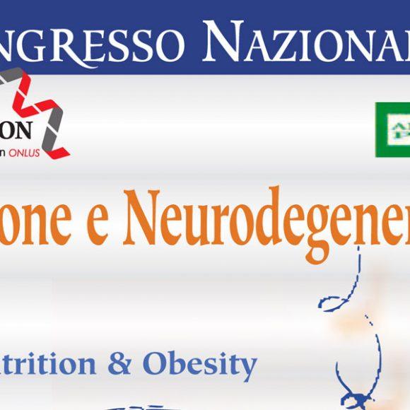 IV Congresso Nazionale Brain e Malnutrition – Nutrizione e Neurodegenerazione