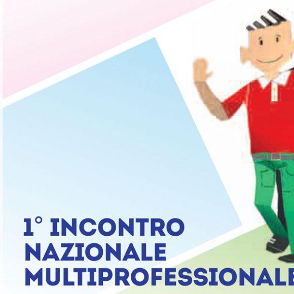 """1° Incontro Multiprofessionale """"Cibo e Salute"""""""