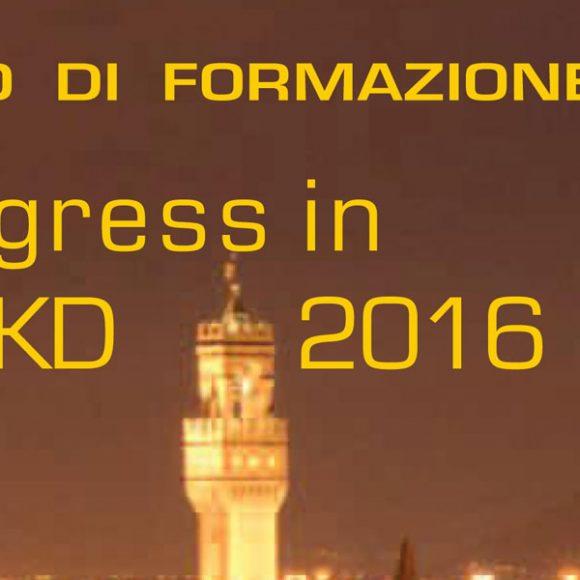"""Corso di Formazione ECM """"VLCKD 2016"""""""