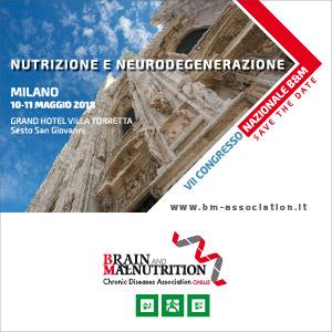 VII Congresso Nazionale B&M: Nutrizione e Neurodegenerazione
