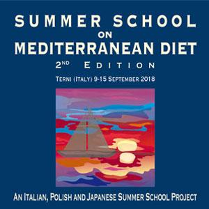 Summer School on Mediterranean Diet – 2° Edition An Italian, Polish and Japanese Summer School Project