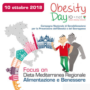 Obesity day 2018: Alimentazione e Benessere