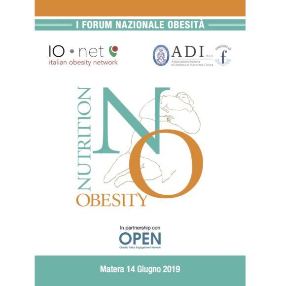 I Forum Nazionale Obesità