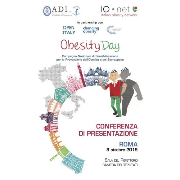 Conferenza di Presentazione  Obesity Day 2019